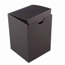 Black Tall Designer Favour Boxes